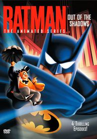 Batman The Animated Series 2 Out Of the Shadows (DVD)
