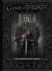 Game of Thrones Season 1 (5 DVD Box Set)
