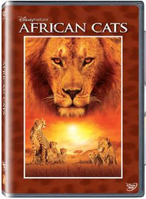 African Cats (2011)(DVD)