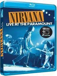 Nirvana - Live At Paramount  (Blu-ray)