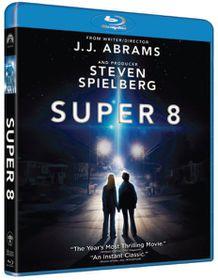 Super 8 (2011)(Blu-ray)
