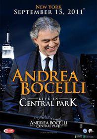 Andrea Bocelli - Live In Central Park (CD)