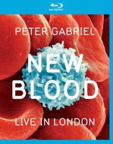 Gabriel, Peter - New Blood - Live In London (DVD)