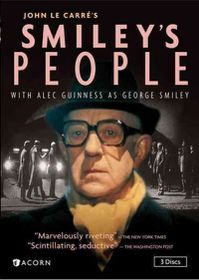 Smiley's People - (Region 1 Import DVD)