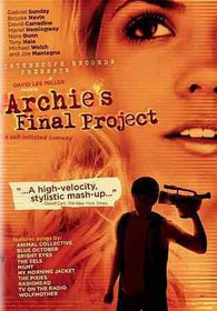 Archie's Final Project - (Region 1 Import DVD)