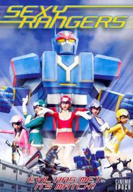 Sexy Rangers - (Region 1 Import DVD)