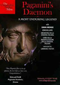 Paganini / Kremer / Williams / Foster - Paganini's Daemon: Most Enduring Legend (DVD)