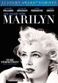 My Week with Marilyn - (Region 1 Import DVD)