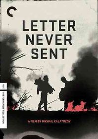 Letter Never Sent - (Region 1 Import DVD)