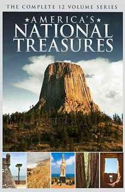 America's National Treasures - (Region 1 Import DVD)