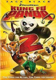 Kung Fu Panda 2 - (Region 1 Import DVD)