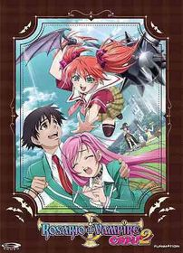 Rosario Plus Vampire:Capu2 - (Region 1 Import DVD)
