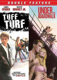 Tuff Turf/Under the Boardwalk - (Region 1 Import DVD)