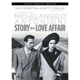 Story of a Love Affair - (Region 1 Import DVD)