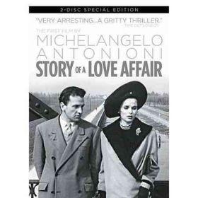 Story of a Love Affair - (Region 1 Import DVD)