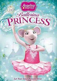 Angelina Ballerina:Ballerina Princess - (Region 1 Import DVD)