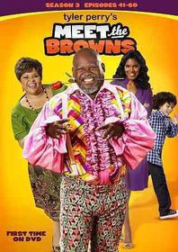 Meet the Browns:Season 3 - (Region 1 Import DVD)