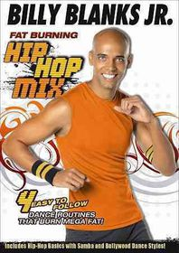 Billy Blanks Jr.:Fat Burning Hip Hop - (Region 1 Import DVD)