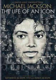 Michael Jackson:Life of an Icon - (Region 1 Import DVD)