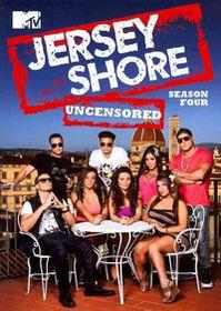 Jersey Shore:Season Four - (Region 1 Import DVD)