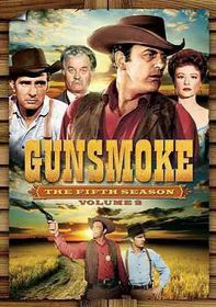 Gunsmoke:Fifth Season Vol 2 - (Region 1 Import DVD)