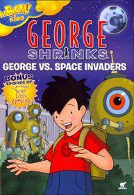 George Shrinks:George Vs Space V3 - (Region 1 Import DVD)