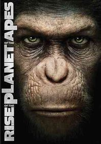 Rise of the Planet of the Apes - (Region 1 Import DVD)