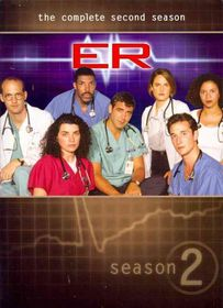 Er:Complete Second Season - (Region 1 Import DVD)