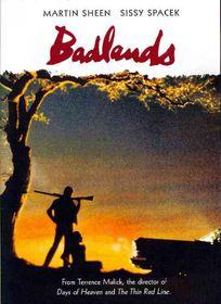 Badlands - (Region 1 Import DVD)