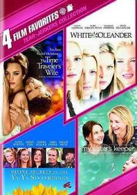 4 Film Favorites:Tear Jerkers Collect - (Region 1 Import DVD)