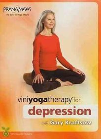 Viniyoga Therapy Depression Beginners - (Region 1 Import DVD)