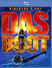 Das Boot (Director's Cut) - (Region A Import Blu-ray Disc)