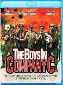 Boys in Company C - (Region A Import Blu-ray Disc)