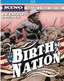 Birth of a Nation - (Region A Import Blu-ray Disc)