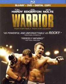 Warrior - (Region A Import Blu-ray Disc)