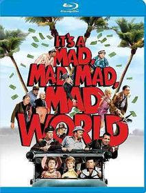 It's a Mad Mad Mad Mad World - (Region A Import Blu-ray Disc)