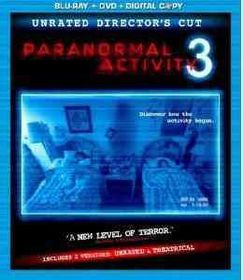Paranormal Activity 3 - (Region A Import Blu-ray Disc)