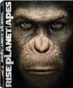 Rise of the Planet of the Apes - (Region A Import Blu-ray Disc)