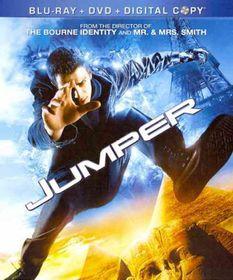 Jumper (Triple Play) - (Region A Import Blu-ray Disc)