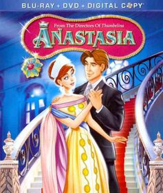 Anastasia (Triple Play) - (Region A Import Blu-ray Disc)