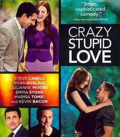 Crazy Stupid Love - (Region A Import Blu-ray Disc)