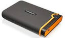 "Transcend StoreJet 25M2 Series 2.5 inch - 500GB 2.5"" External HDD- USB 2.0"
