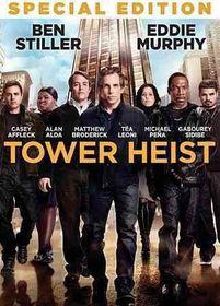 Tower Heist - (Region 1 Import DVD)
