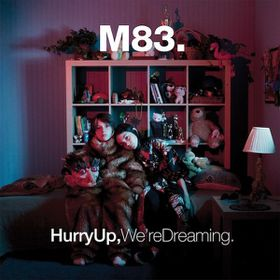 M83 - Hurry Up We're Dreaming (CD)