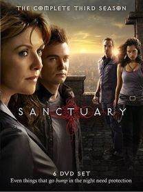Sanctuary Season 3 (DVD)