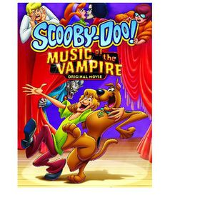 Scooby Doo! Music Of The Vampire (DVD)