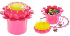Tangle Teezer  Kiddies with Treasure Box  Pink & Yellow