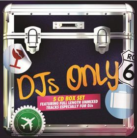 Djs Only - DJs Only Box Set (CD)