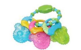 Snookums - Gel Filled Teether (New)