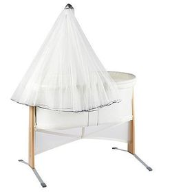 Babybjorn - Bassinet Harmony White